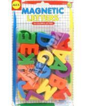 Картинка к книге ALEX - Магнитные буквы (английские) на блистере (431)