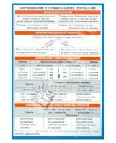 Картинка к книге Справочные материалы. Русский язык - Образование и правописание причастий