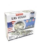 "Картинка к книге 4D Cityscape - Пазл ""Лас Вегас"" 930 деталей (Д686 Х Ш432 Х В762)"