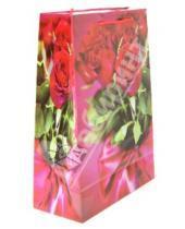 """Картинка к книге TUKZAR - Пакет подарочный """"Цветы"""" (TZ 9547)"""