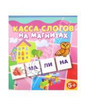 Картинка к книге Игры на магнитах - Касса слогов на магнитах (2558)