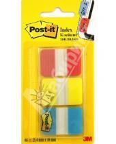 Картинка к книге POST-IT - Клейкие закладки. 3 цвета (686-RYB)