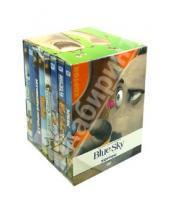 Картинка к книге Крис Уэдж Карлос, Салдана - Полная коллекция Blue Sky (8 DVD)