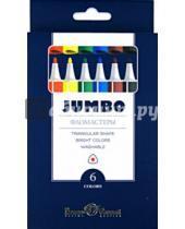 "Картинка к книге Bruno Visconti - Фломастеры утолщенные ""Jumbo"" (6 цветов) (32-0004)"