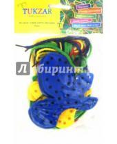 Картинка к книге TUKZAR - Набор шнуровок Листья (8 штук) (TZ 15328)