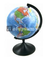 Картинка к книге TUKZAR - Глобус Земли политический, диаметр 120 мм. (ГЗ-120п)