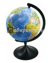 Картинка к книге TUKZAR - Глобус Земли физический, диаметр 120 мм. (ГЗ-120ф)