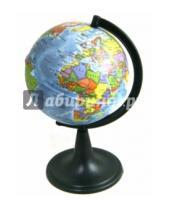 Картинка к книге TUKZAR - Глобус Земли политический (диаметр 120 мм)(ГЗ-210п)