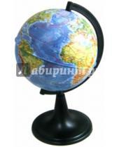 Картинка к книге TUKZAR - Глобус Земли физический (диаметр 120 ) (ГЗ-210ф)