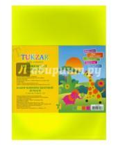 Картинка к книге TUKZAR - Набор флюоресцентной бумаги, 8 листов (TZ 8144)