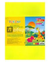 Картинка к книге TUKZAR - Набор самоклеящейся флюоресцентной бумаги, 8 листов (TZ 8145)
