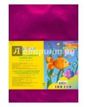 Картинка к книге TUKZAR - Набор самоклеящейся металлизированной бумаги, 6 листов (TZ 8148)