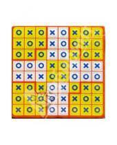Картинка к книге Умная бумага - Крестики-нолики/желтый