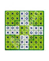 Картинка к книге Умная бумага - Крестики-нолики/зеленый