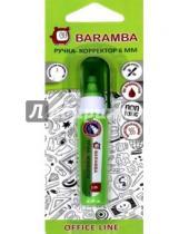 Картинка к книге Baramba - Корректор-ручка 7мл (в блистере) (B801A)