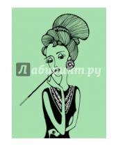 """Картинка к книге Блокноты от Druma - Блокнот """"Одри Хепберн"""", А5"""