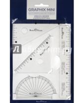 Картинка к книге Альт - Набор измерительных инструментов Graphix Mini (45-004)