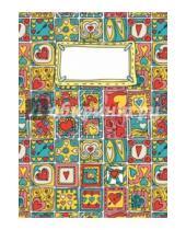 """Картинка к книге Блокноты Like - Блокнот для записей """"Печеньки Купидона"""", А6"""