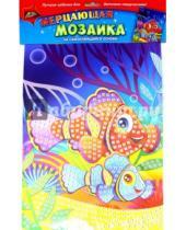 "Картинка к книге АппликА - Мерцающая мозаика ""Коралловые рыбки"" (А3) (С1573-14)"