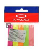 Картинка к книге Concorde - Самоклеящаяся закладка-индекс, набор из 5 неоновых цветов (40434)