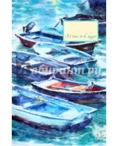 "Картинка к книге Блокноты. Happy Holidays - Блокнот ""Лодки. Кастро Урдиалес"", А5"