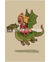 """Картинка к книге Блокноты Like - Блокнот для записей """"Королева драконов"""", А5"""