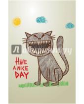 """Картинка к книге Блокноты Like - Блокнот для записей """"Утренний кот"""", А5"""