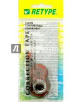 Картинка к книге Retype - Штрих-лента ширина 4,2 мм, намотка 5 м (TK 451-11)