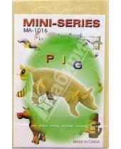 Картинка к книге Мини - Свинья
