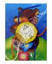Картинка к книге Умка - развивающие игры - Игра-шнуровка: Медвежонок