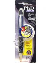 Картинка к книге PAPER MATE - Ручка PhD 3 в 1 69161 (черная, красная, карандаш)
