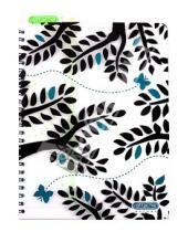 """Картинка к книге Икспрессо - Тетрадь А5 """"Деревья"""" 96 листов (105540)"""