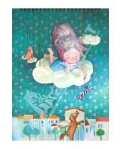 "Картинка к книге Доминанта - Блокнот ""Dreamland"", 80 листов, клетка, А4 (N039)"